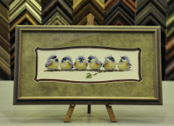 with over 23 years of custom framing experience and a strong retail background victoria offers her customers an artistic approach to custom framing with a